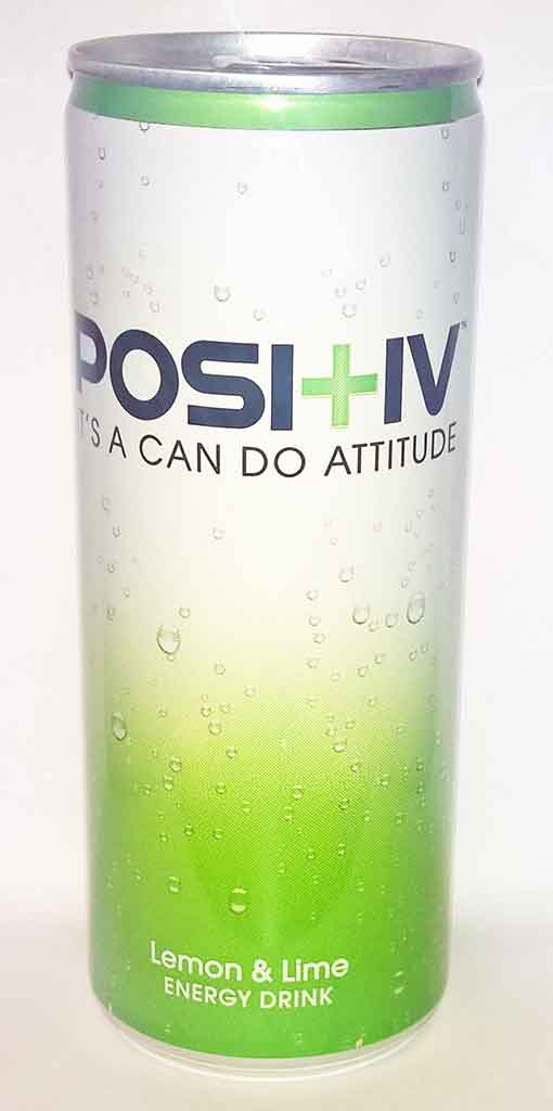 Positiv Energy Drink Uk